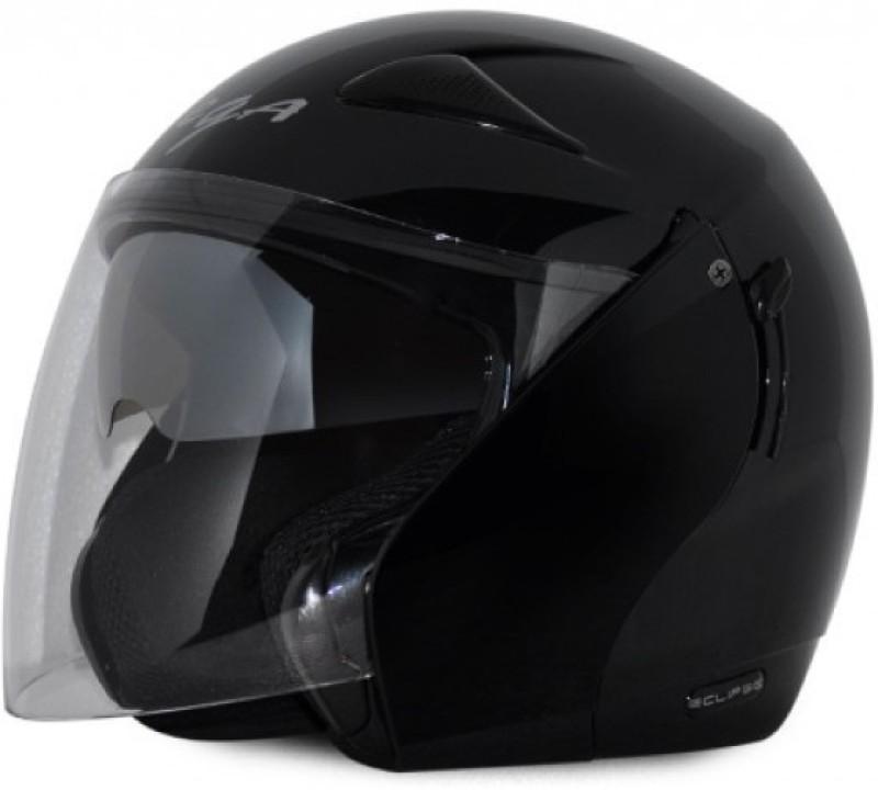 VEGA Eclipse Motorbike Helmet(Black)