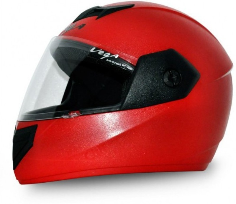 VEGA Cliff Air Motorbike Helmet(Red)