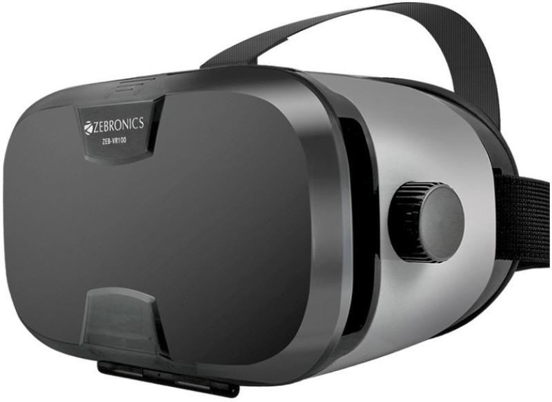 Zebronics ZEB-VR100 Video Glasses(Black)