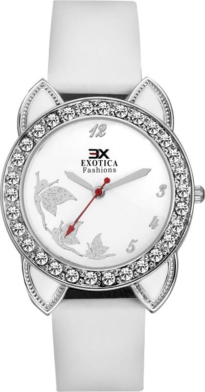 Exotica Fashion EFLM-01-White Girl's Watch image