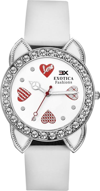Exotica Fashion EFLM-02-White Girl's Watch image