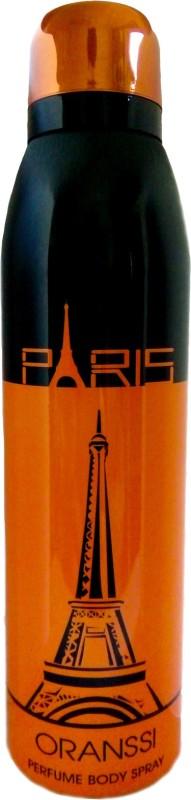 Paris Oranssi Perfume Body Spray  -  For Men(200 ml) image