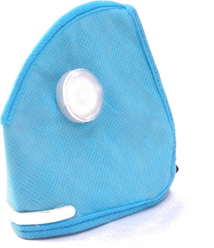 Healthllave Pollution Mask - Blue Elevation Training Mask(Medium)