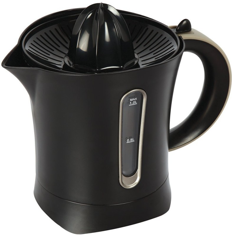 Havells GHFCJBHK003 Citrus Press Juicer 30 W Juicer(Black, 1 Jar)