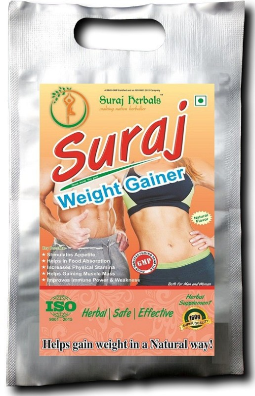 Suraj Herbals Weight Gainer(160 g)