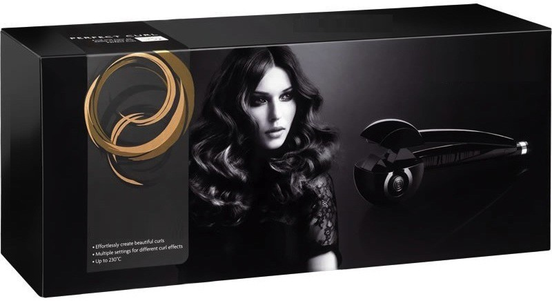 VibeX Super Look Advanced Curl Electric Hair Curler