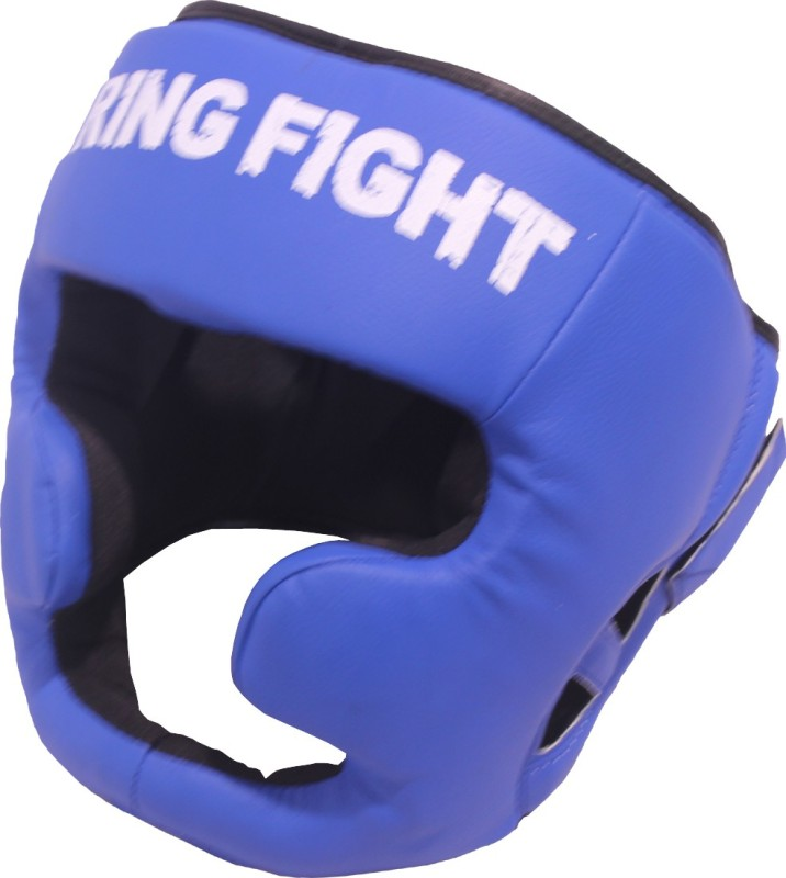 Ring Fight MMA Boxing Boxing Head Guard(Blue)