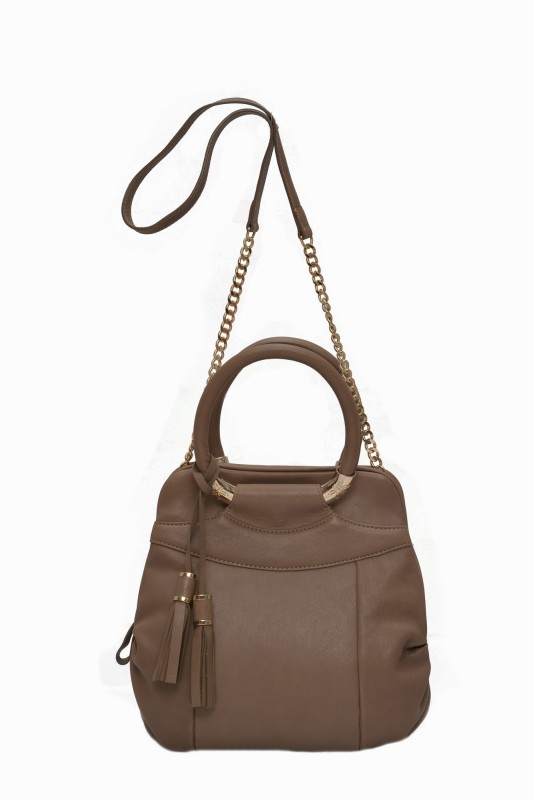 RI2K Women Brown Satchel