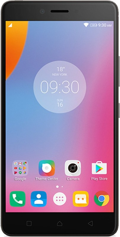 Lenovo LENOVO K6 NOTE 32GB Dark Grey (Dark Grey 32 GB)