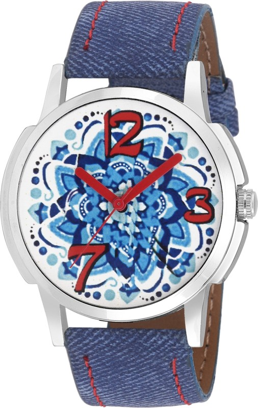 Timebre GXBLU525 Blue Dial Men's Watch image