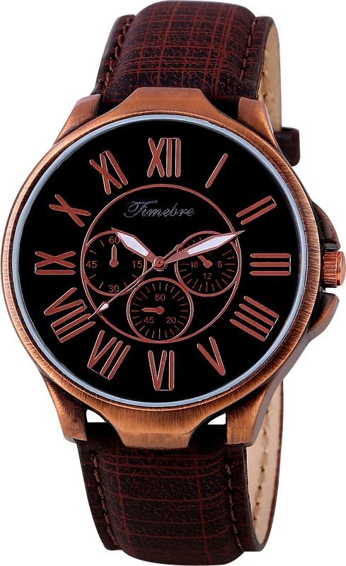 Timebre GXBLK451 Milano Men's Watch image