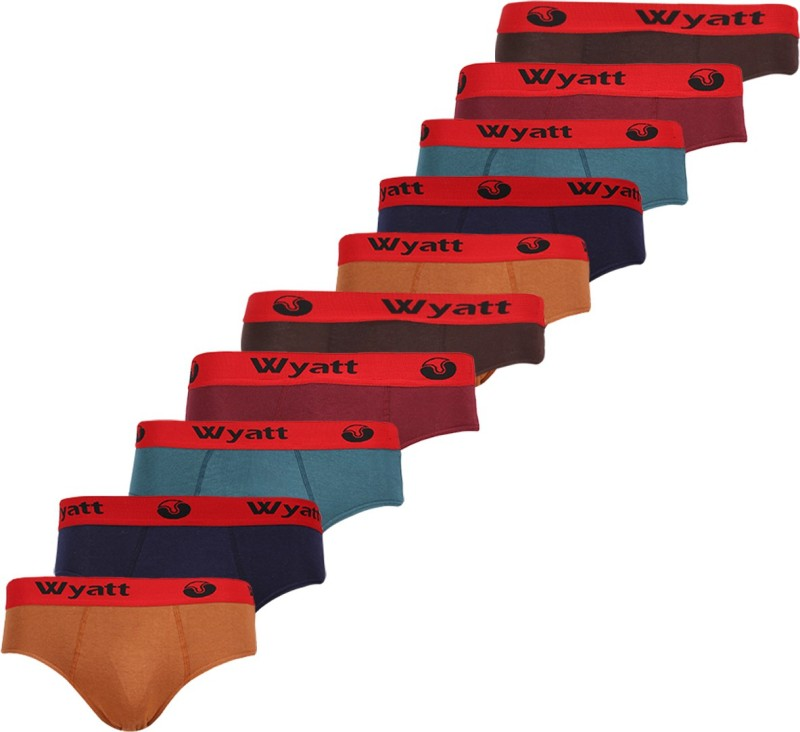 Wyatt Men's Brief(Pack of 10)