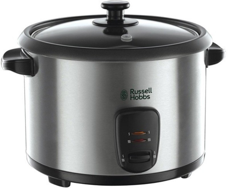 Russell Hobbs RU-19750 Electric Rice Cooker(1.8 L, Silver)