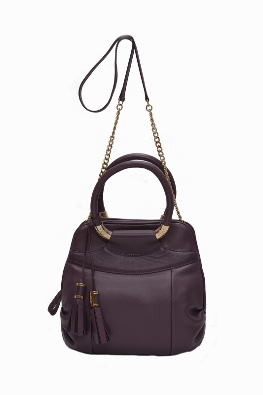RI2K Women Purple Satchel