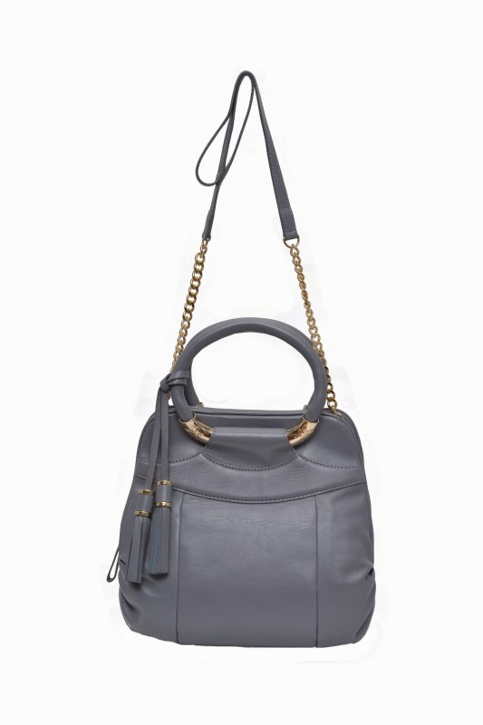 RI2K Women Grey Satchel