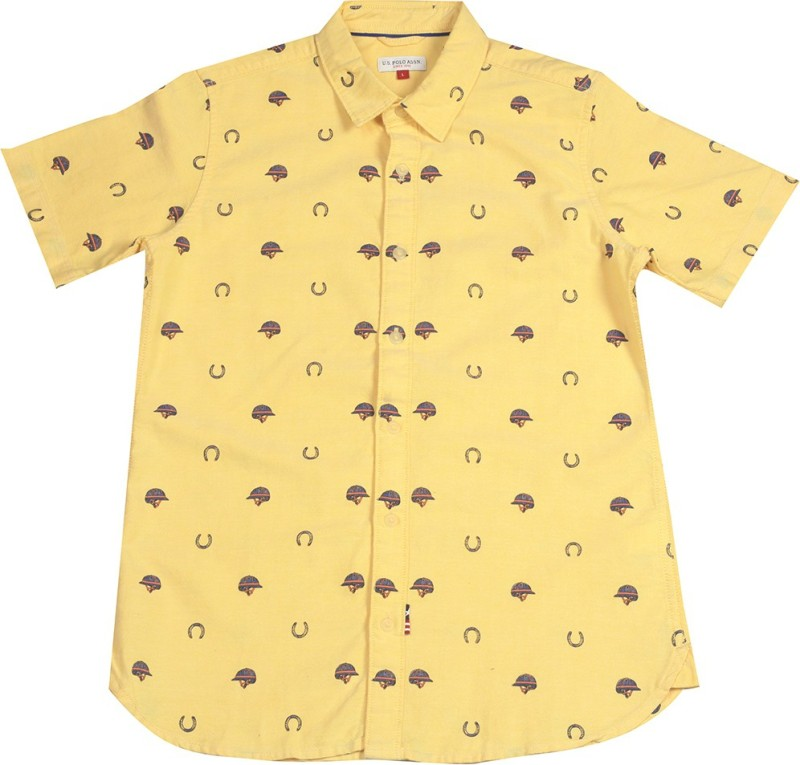 Deals - Boys Shirts Allen Solly, USPA and more