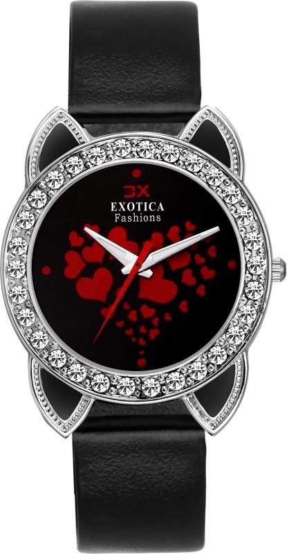 Exotica Fashion EFLM-03-Black Girl's Watch image