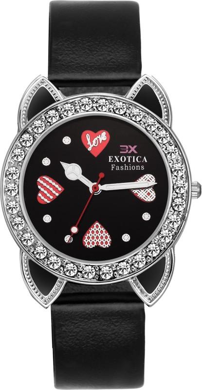 Exotica Fashion EFLM-02-Black Girl's Watch image