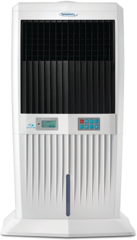 Symphony Storm 70i Room Air Cooler(White, 70 Litres)