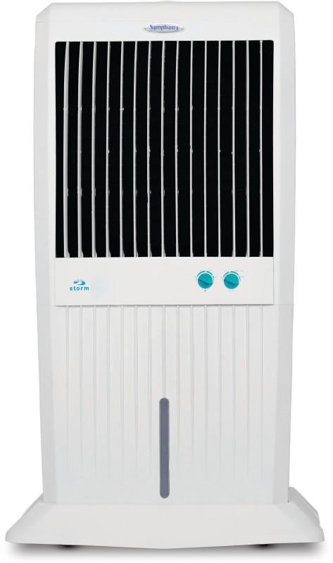 Symphony Storm 70T Room Air Cooler(White, 70 Litres)