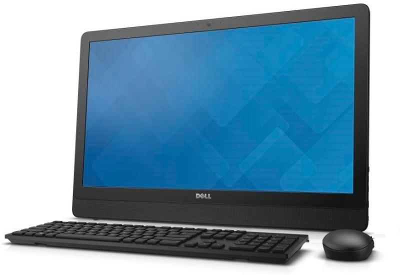 Dell - (Core i3 (6th Gen)/4 GB DDR3/1 TB/Windows 10 Home)(Black, 23.8 Inch Screen)