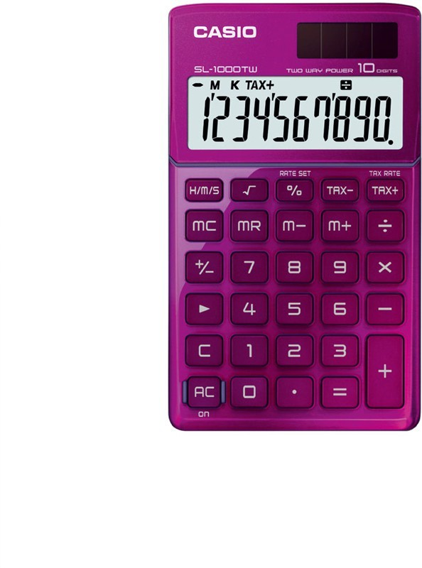 Casio Portable Basic Calculator(10 Digit)