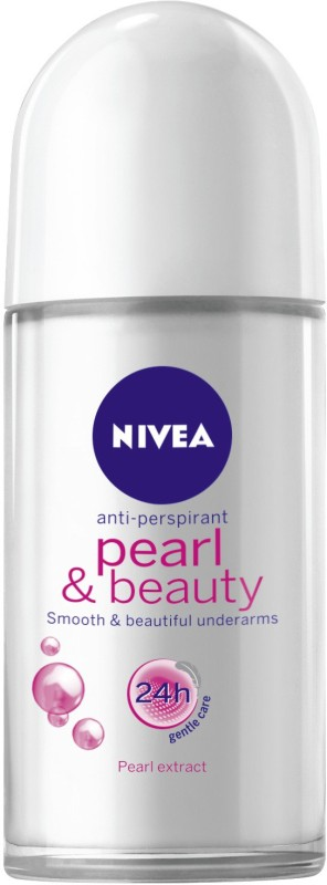 NIVEA Pearl & Beauty Roll On (Pack of 1) Deodorant Roll-on - For Women(50 ml)