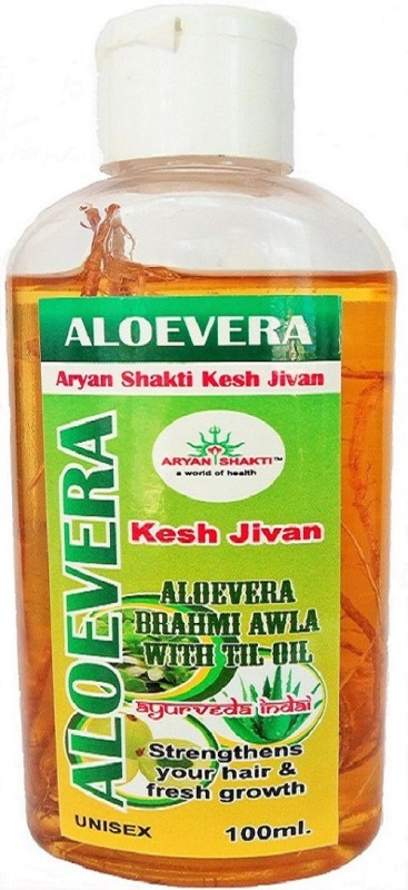 AryanShakti Aloevera Kesh Jivan  Hair Oil(100 ml)