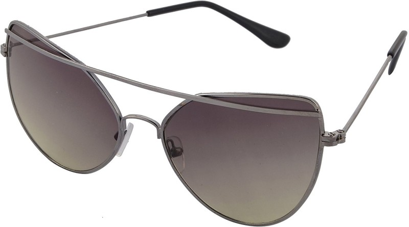Aventus Cat-eye Sunglasses(Green)