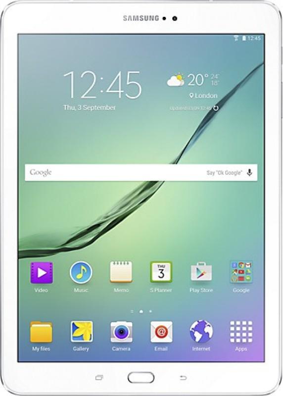 Samsung Galaxy Tab S2 32 GB 9.7 inch with Wi-Fi+2G(White)