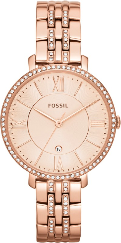 Fossil ES3546 Analog Watch - For Women