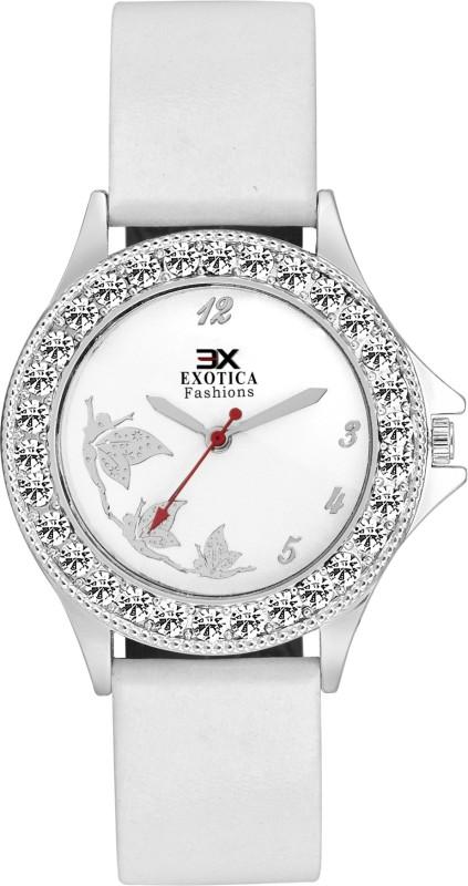 Exotica Fashion EFLM-10-White Girl's Watch image
