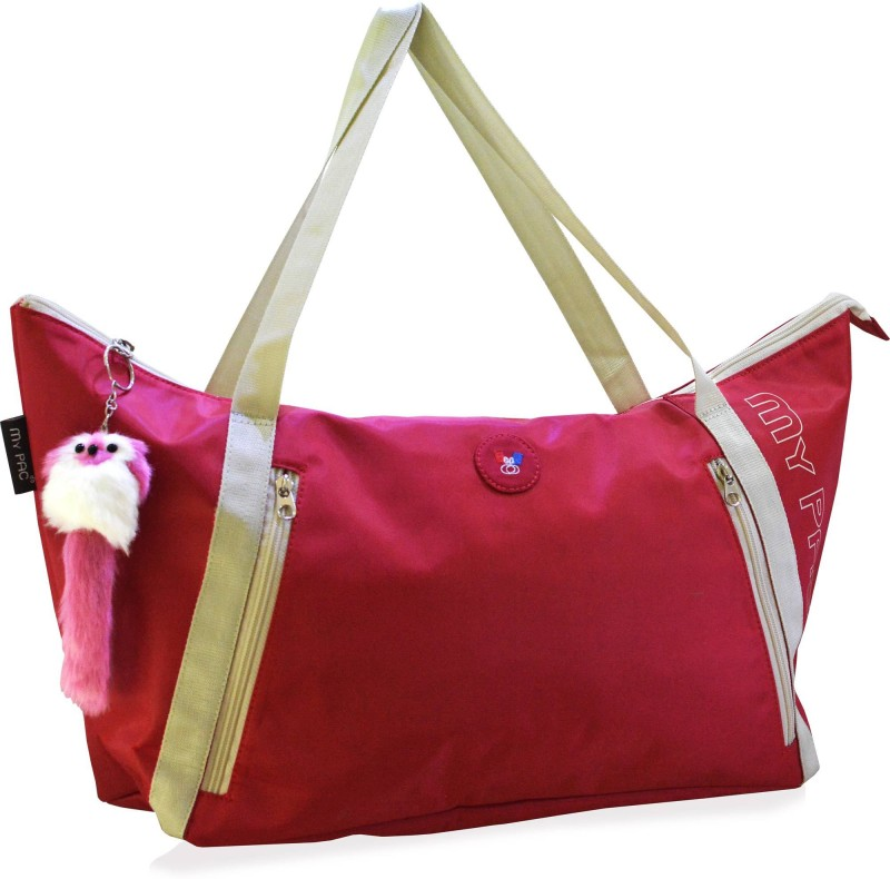 My Pac Db Women Red Tote