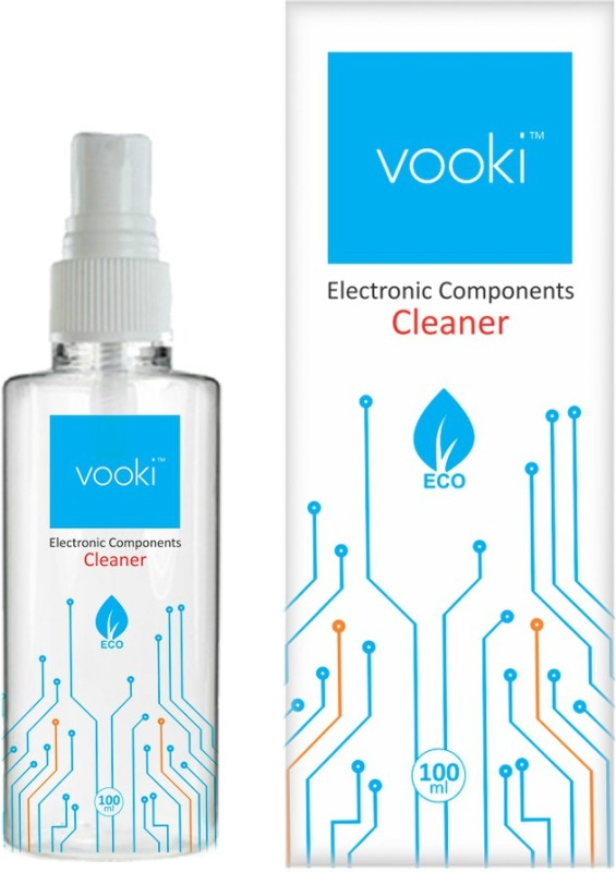 VOOKI VOOKI ELECTRONIC COMPONENT CLEANER 100ML for Computers, Laptops, Mobiles(MFGNPDVU010100)
