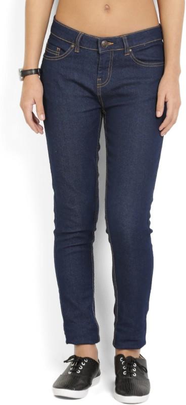 BASIX BY J21 Skinny Women Black Jeans