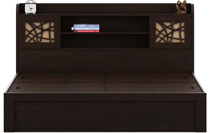Deals | SuperStorage Beds with Headboard Engineered Wood