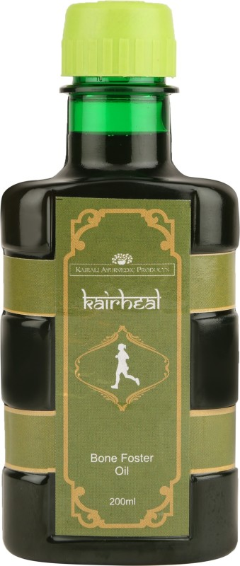 Karali Kairheal Bone Foster Oil: For Sprains, Injury, Bone Fractures Liquid(200 ml)