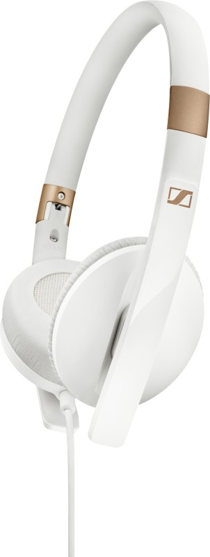 Sennheiser HD 2.30G Headphone(White, On the Ear)