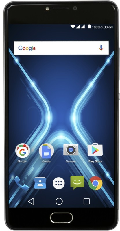 Panasonic Eluga Ray X (Space Grey, 32 GB)(3 GB RAM)