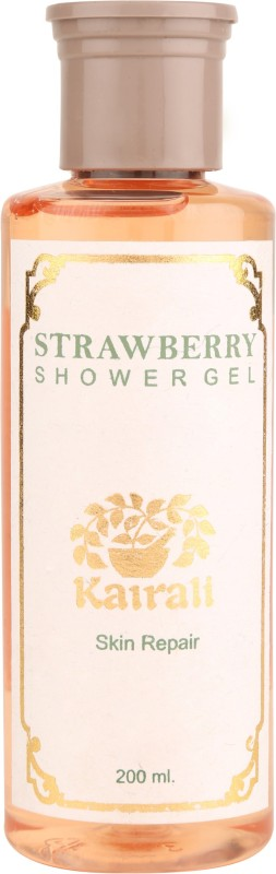 Kairali Strawberry Shower Gel(200 ml)
