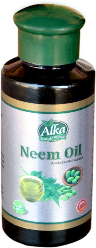 ALKA AYURVEDIC NEEM OIL(100 ml)