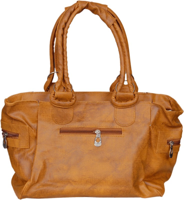 3ng Women Brown Hand-held Bag