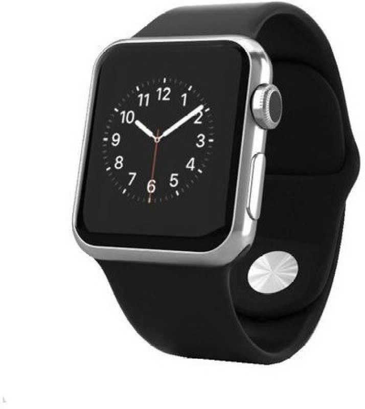 Magic Stylish Attidt SMRT Watch-04 Smartwatch(Black Strap)