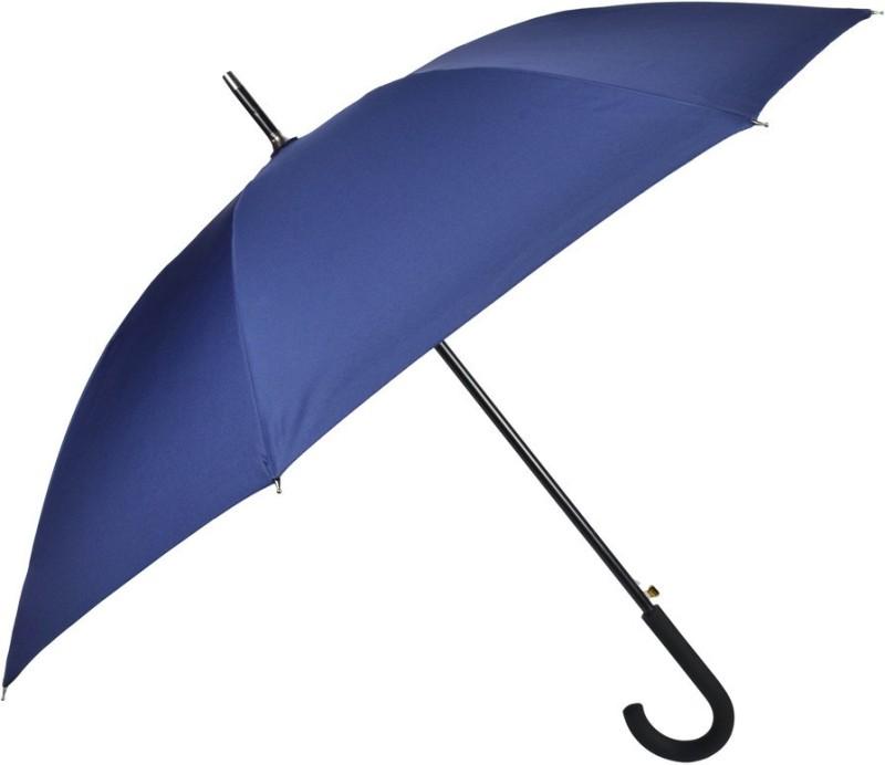 Murano inside sky print auto open single fold Umbrella(Blue)