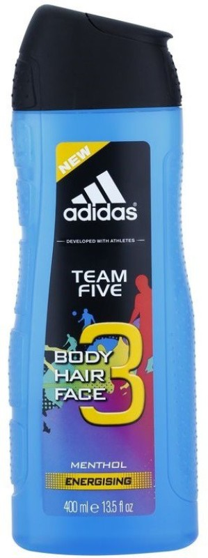 ADIDAS Team Five(400 ml)