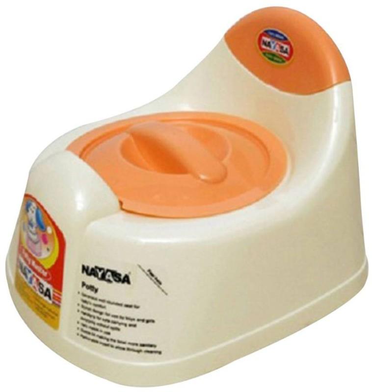 Nayasa Baby Training Potty Seat(Cream, Beige) Baby Training