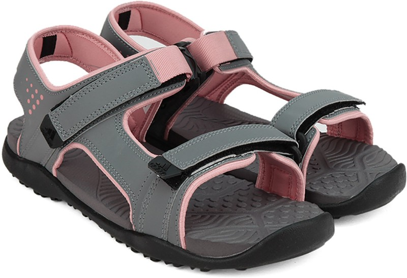 Adidas Women TRAGREEASPNKCBLACK Sports Sandals
