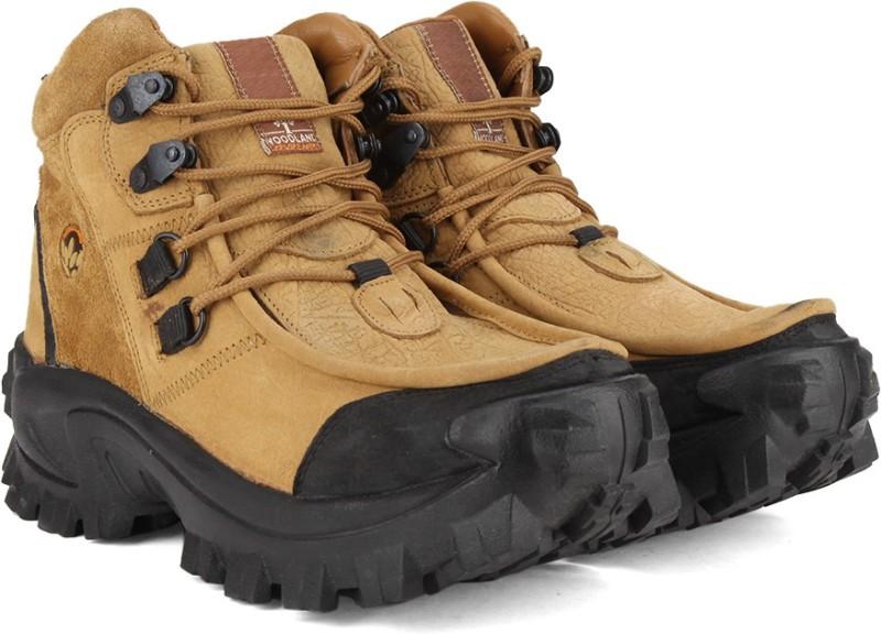Woodland Boots For Men(Beige)