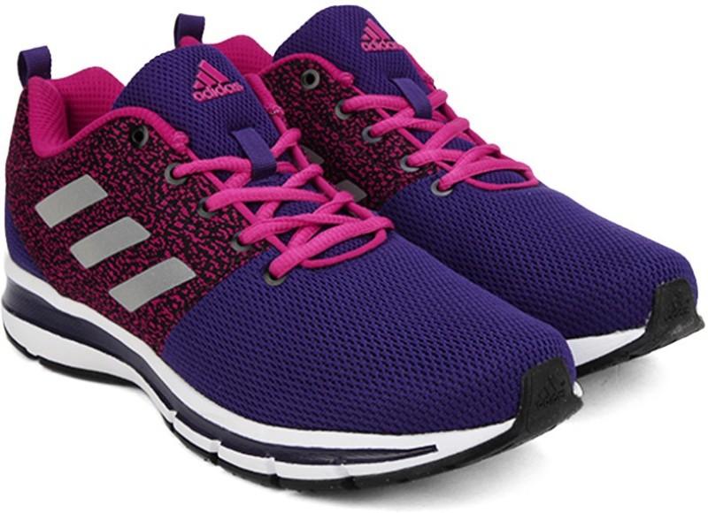 Adidas YARIS 10 W Running ShoesPurple