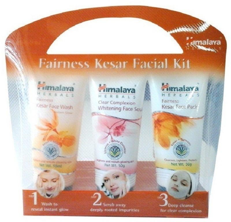 Himalaya fairness face wash kit(Set of)